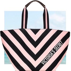 Victoria's Secret large canvas tote